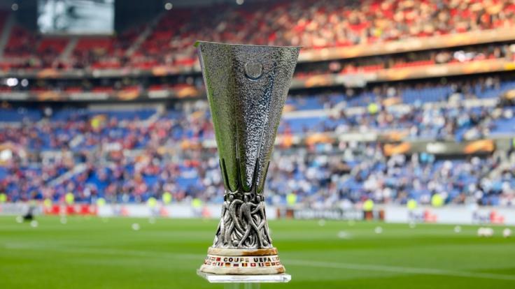 Der Pokal der UEFA Europa League: Das Finale der aktuellen EL-Saison findet am 29. Mai 2019 statt.