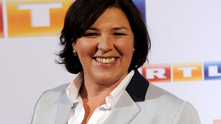 """Vera Int-Veen hilft seit 2007 Singles wie Martin Rose auf der Suche nach der passenden Partnerin in der RTL-Kuppelshow """"Schwiegertochter gesucht"""". (Foto)"""