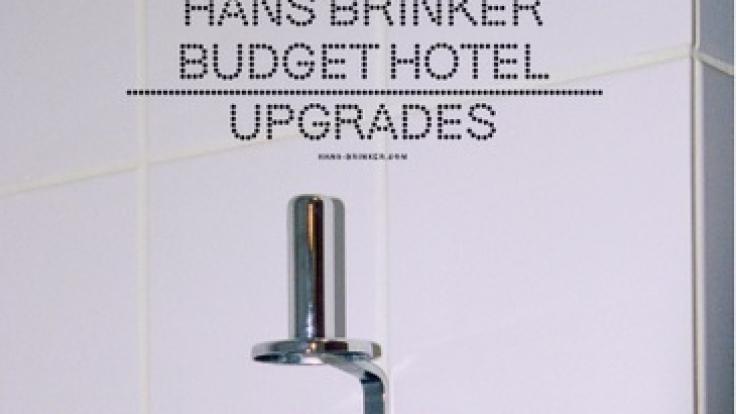 So lockt das «Hans Brinker Budget Hotel» die Gäste.