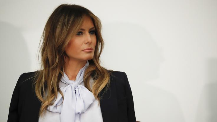 Wird sich Melania Trump von ihrem Mann scheiden lassen?