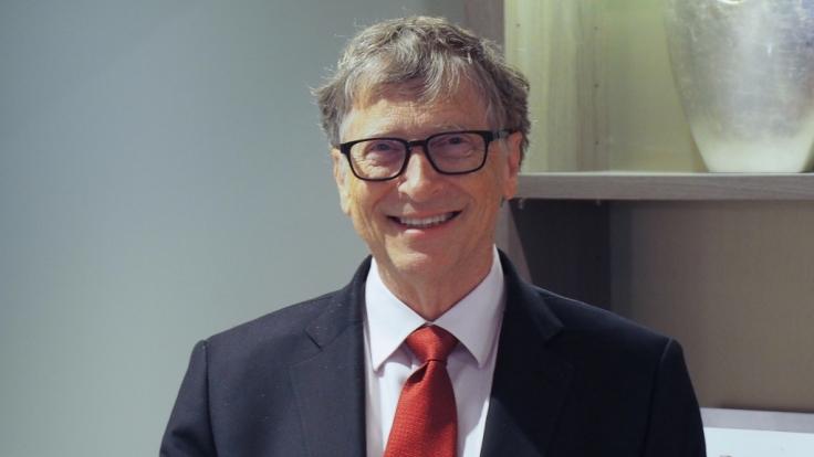 Kehrt Bill Gates nach der Scheidung von Melinda zu seinem wilden Junggesellenleben zurück? (Foto)