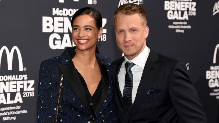 Oliver Pocher und seine neue Freundin Amira M. Aly. (Foto)