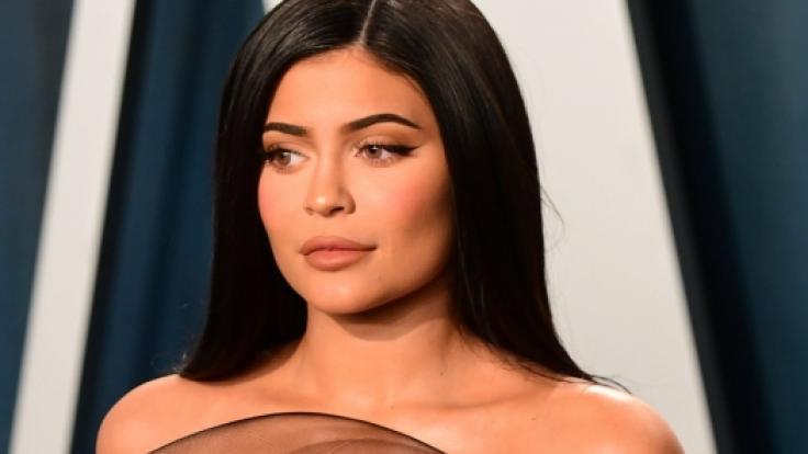 Kylie Jenner zeigt sich wieder verrucht. (Foto)