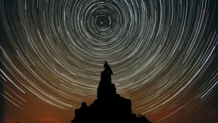 Der Sternenhimmel glänzt auch im September. (Foto)