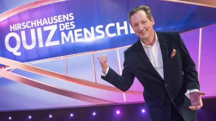 Hirschhausens Quiz des Menschen bei Das Erste (Foto)