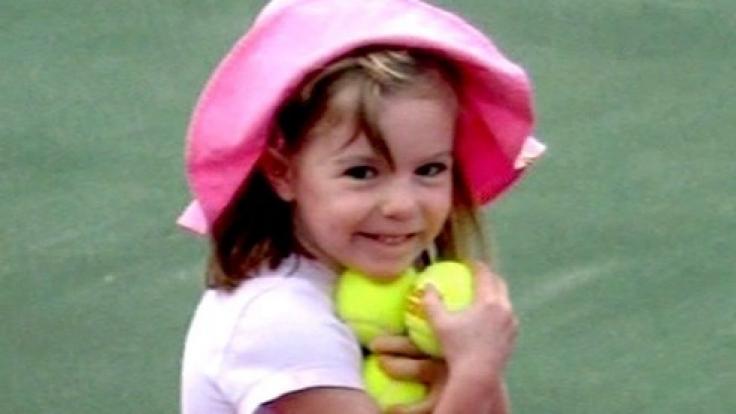 Maddie McCann verschwand am 3. Mai 2007.