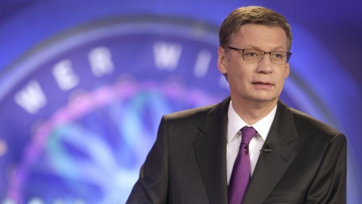 """Günther Jauch muss sich von so manchem Kandidaten bei """"Wer wird Millionär?"""" einiges gefallen lassen. (Foto)"""