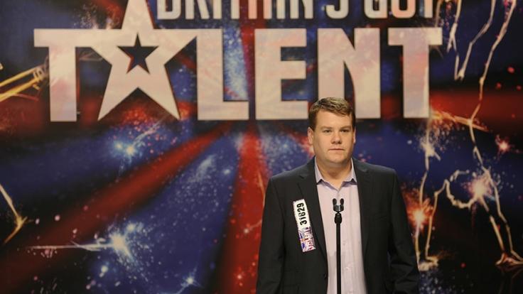 "In ""One Chance - Einmal im Leben"" verkörpert James Corden den Castingshow-Gewinner und Opernsänger Paul Potts. (Foto)"