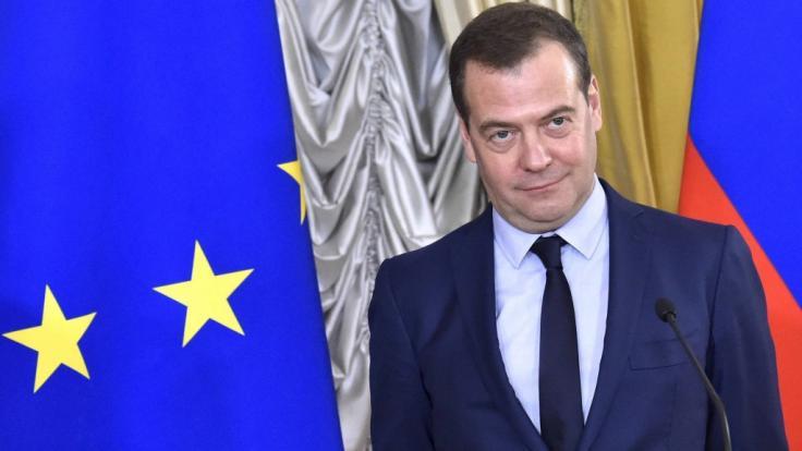 Dmitri Medwedew hat am Mittwoch seinen Rücktritt erklärt.