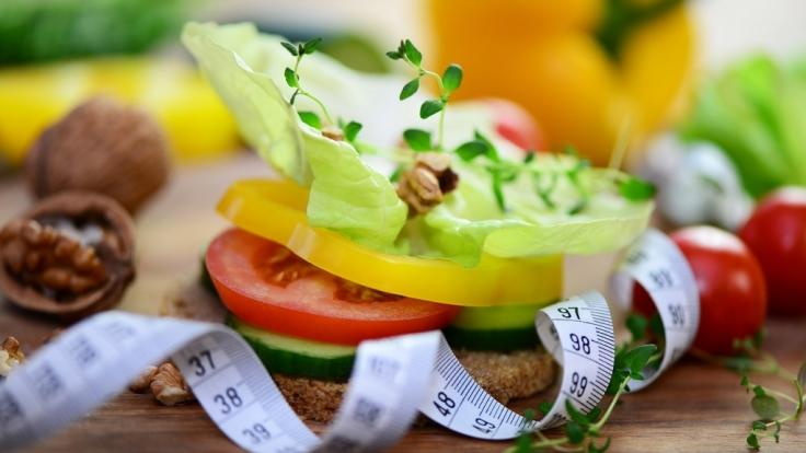 Rohkost bietet gesunde Abwechslung auf dem Teller.