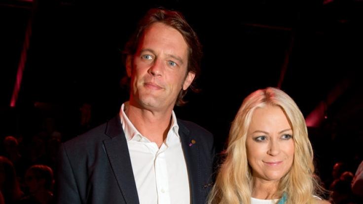 Ein Bild aus glücklicheren Tagen: Steffen von der Beeck und Jenny Elvers waren rund vier Jahre ein Paar. (Foto)