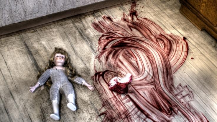 Eine Blutlache auf einem australischen Spielplatz gibt bis heute Rätsel auf.