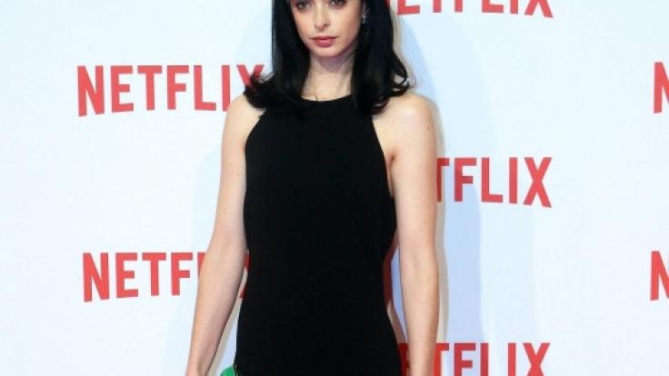"""Tough und Düster: Krysten Ritter gibt in """"Marvel's Jessica Jones"""" die namensgebende Anti-Heldin Jessica. (Foto)"""