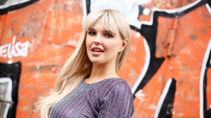 Model und Modedesignerin Bonnie Strange zeigt sich gern von ihrer sexy Seite. (Foto)