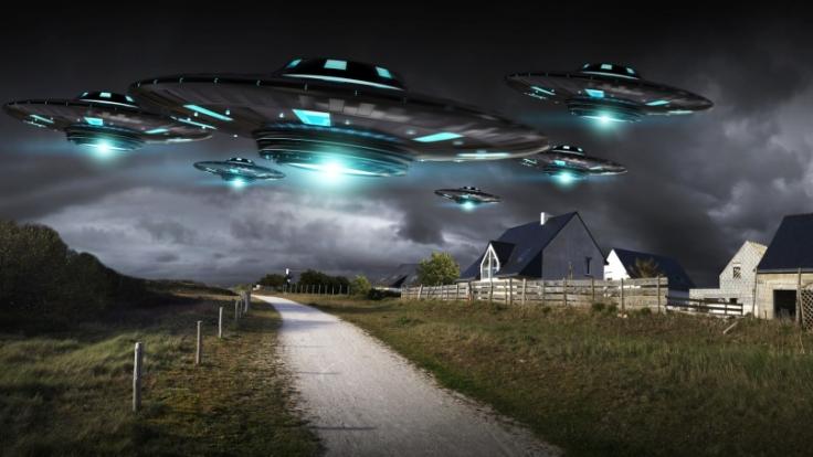 Das Pentagon hält schon seit Jahren nach Aliens Ausschau.