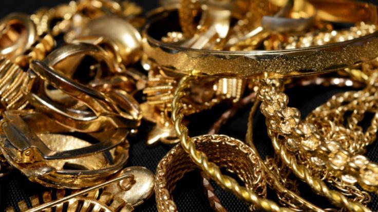 Haben die Nazis unter einem Schloss in Polen einen Goldschatz versteckt? (Foto)