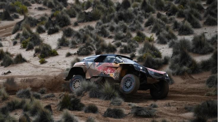 Die Rallye Dakar startet 2018 führt vom 6. bis 20. Januar durch Südamerika.