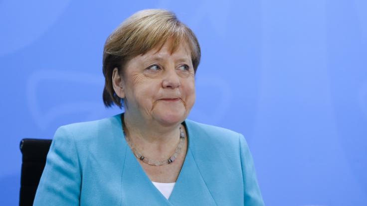 Angela Merkel warnt die Bürger*innen vor Leichtsinn. (Foto)