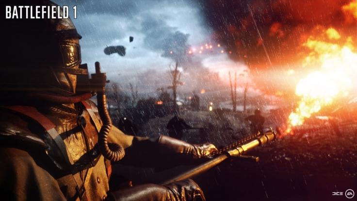 """""""Battlefield 1"""" scheut nicht davor zurück, das Grauen des Krieges darzustellen, bleibt dabei jedoch oftmals hinter seinen Möglichkeiten. (Foto)"""