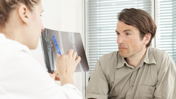 Arzt muss Krankenakte komplett aushändigen (Foto)