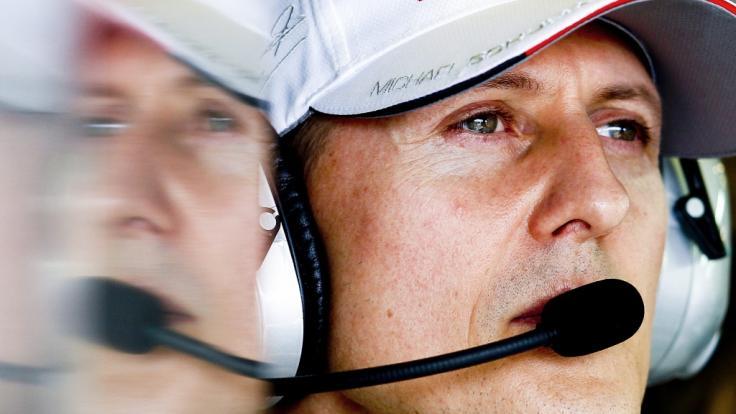 Die Karriere von Michael Schumacher reihte eine Sternstunde an die nächste.
