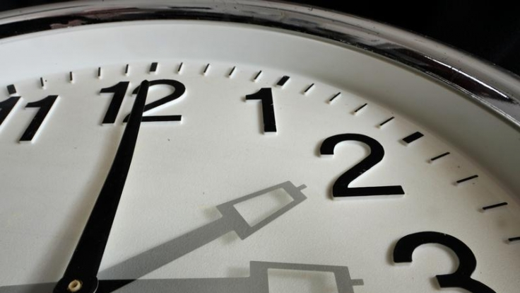 Eine Stunde mehr Schlaf: In der Nacht zu Sonntag wurde die Uhr von 3 auf 2 Uhr zurückgestellt.