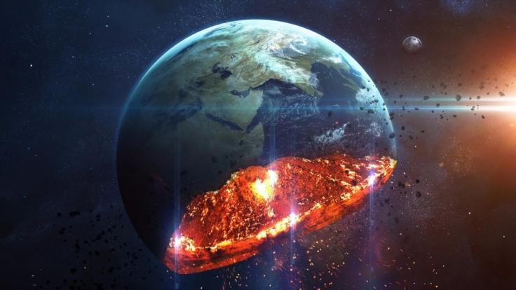 Kanadische Forscher haben das Ende der Menschheit berechnet. (Foto)
