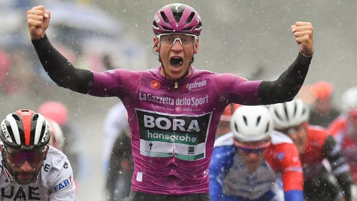 Kann Pascal Ackermann nach dem Giro auch bei der Deutschland-Tour 2019 punkten? (Foto)