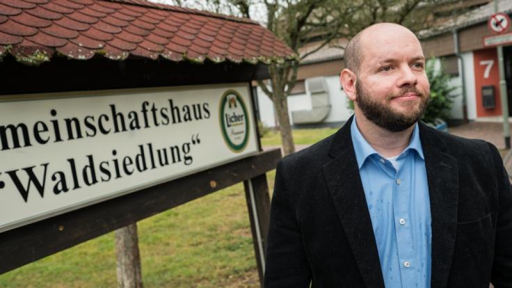 Der NPD-Funktionär Stefan Jagdsch wurde in Altenstadt zum Ortsvorsteher gewählt.