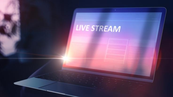 In England hat ein Mann seinen Tod live ins Netz gestreamt. (Symbolbild) (Foto)