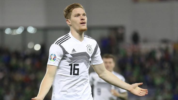 Borussia Dortmund ist angeblich heißt auf DFB-Star Marcel Halstenberg. (Foto)