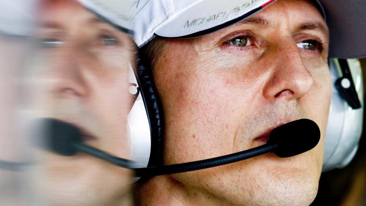 Seit seinem Ski-Unfall lebt Michael Schumacher zurückgezogen.