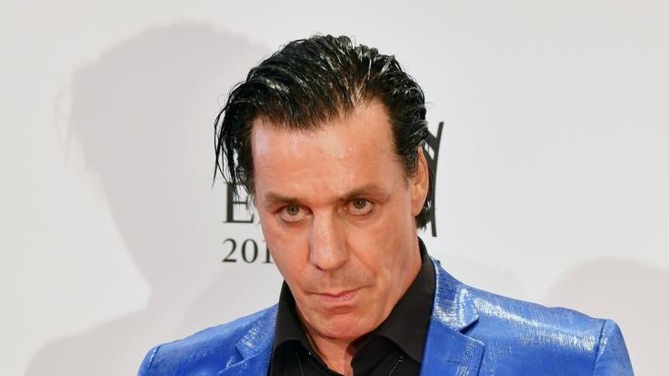 """""""Rammstein""""-Sänger Till Lindemann ist immer für einen Skandal gut. (Foto)"""