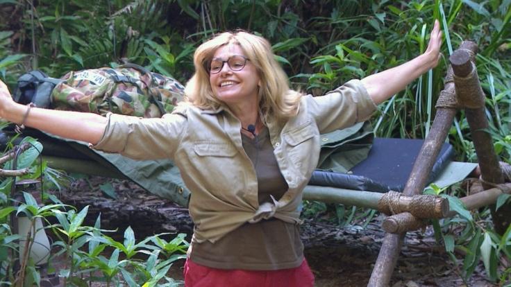 Maren Gilzer ist die neue Dschugelkönigin 2015. (Foto)