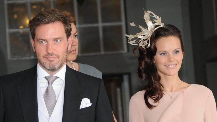 Christopher O'Neill und Prinzessin Sofia kannten sich bereits, bevor sie ins schwedische Königshaus eingeheiratet haben. (Foto)