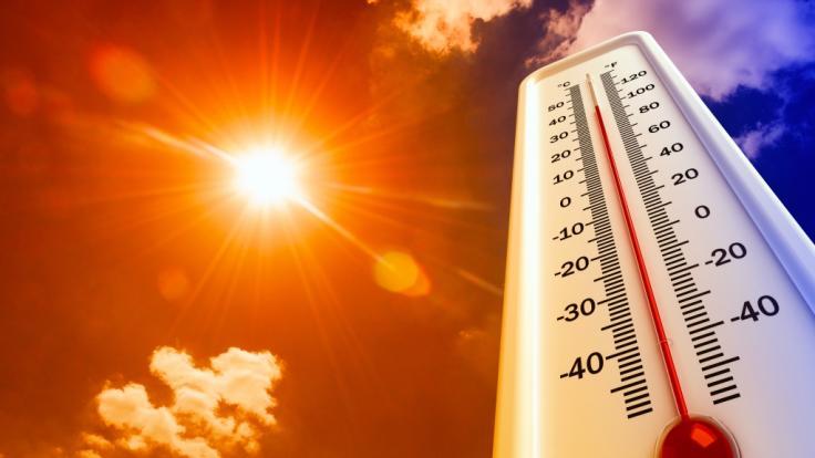 Eine massive Hitzewelle rast auf Europa zu. (Foto)