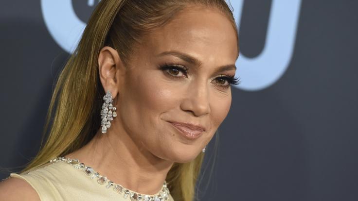 Jennifer Lopez gibt es jetzt fast lebensgroß bei Instagram. (Foto)