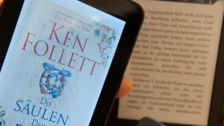 Der e-Book-Markt ist in den vergangenen Jahren enorm gewachsen. Laut aktuellen Studien liest jeder fünfte Deutsche elektronische Bücher.