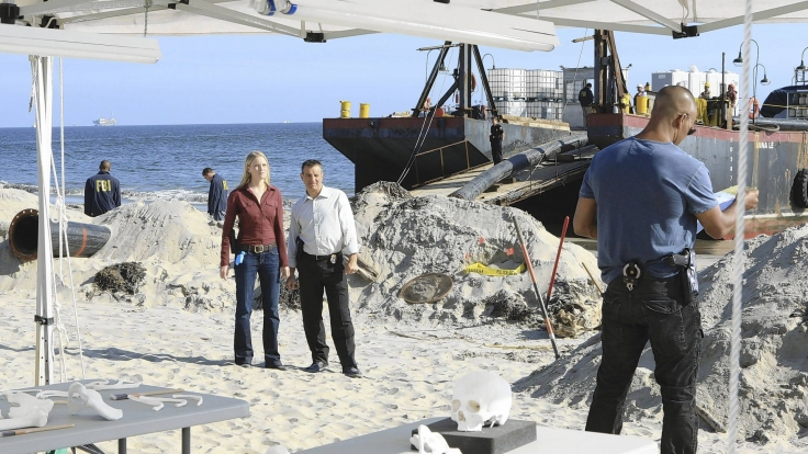 Criminal Minds Staffel 14 Sat 1