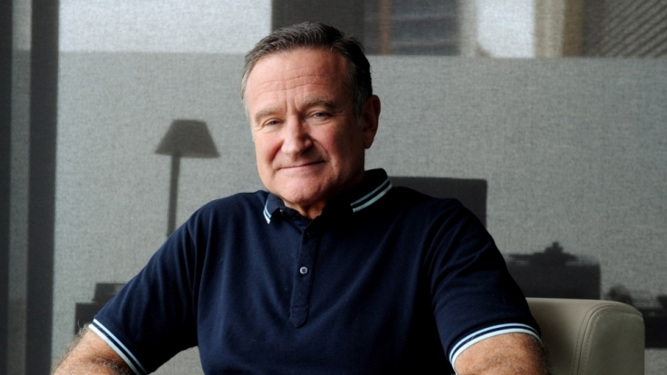 Auch der mittlerweile verstorbene Schauspieler Robin Williams litt unter Parkinson.