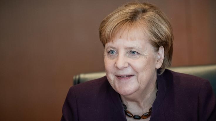 Angela Merkel behält ihr Privatleben lieber für sich. (Foto)