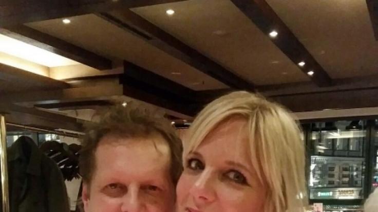 Momentan ist Jens mit seiner Freundin Daniela glücklich. (Foto)