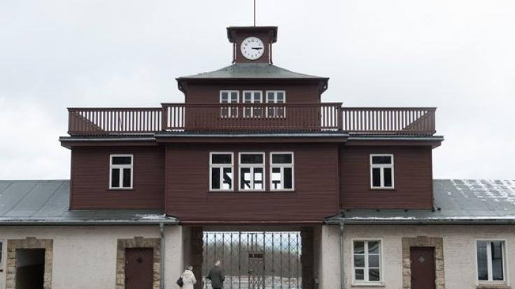 Allein im KZ Buchenwald wurden während des Zweiten Weltkriegs systematisch mindestens 56.000 Menschen ermordet. (Foto)