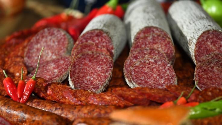 Salmonellen-Gefahr Salmonellen-Salami: Norma gibt Rückruf heraus