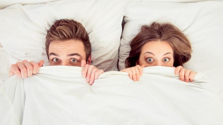 Darf ich meinen Partner in der Ehe zum Sex zwingen? (Foto)