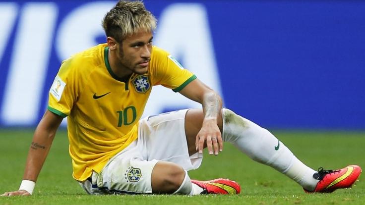 Fixpunkt im Offensivspiel: Brasiliens Erfolg ist von Neymar abhängig.