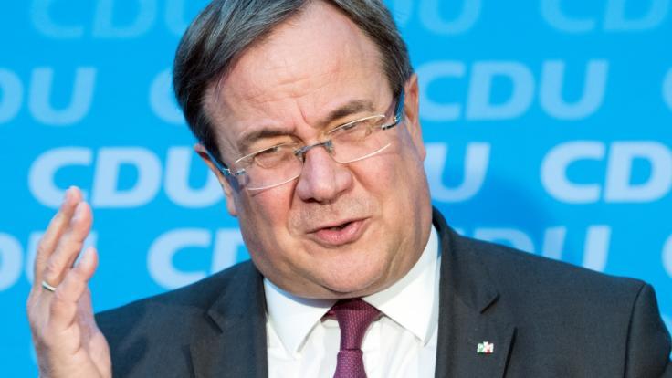 Armin Laschet will KEIN CDU-Chef werden. (Foto)