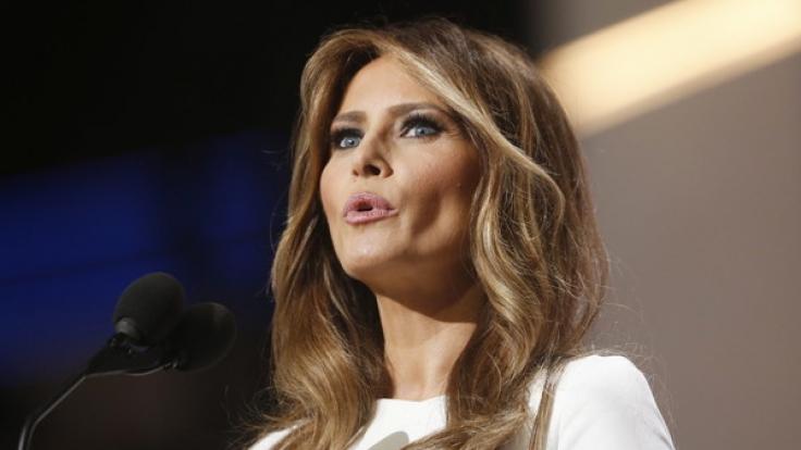 Die neue First Lady Melania Trump will ein helles Zimmer im Weißen Haus. (Foto)