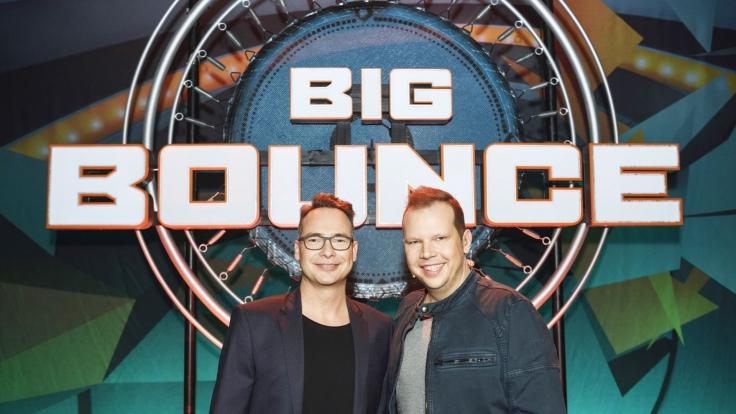 Big Bounce - Die Trampolin Show bei RTL