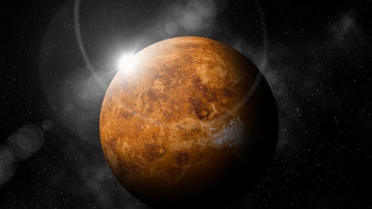 Liebesplanet Venus wandert im Juni durch das Tierkreiszeichen Krebs